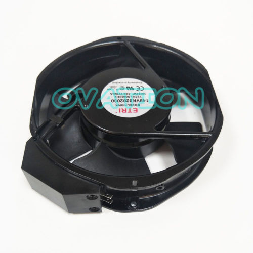 1 adet ETRI 148VK0282030 115 V 172*151*38 MM 32 W fan