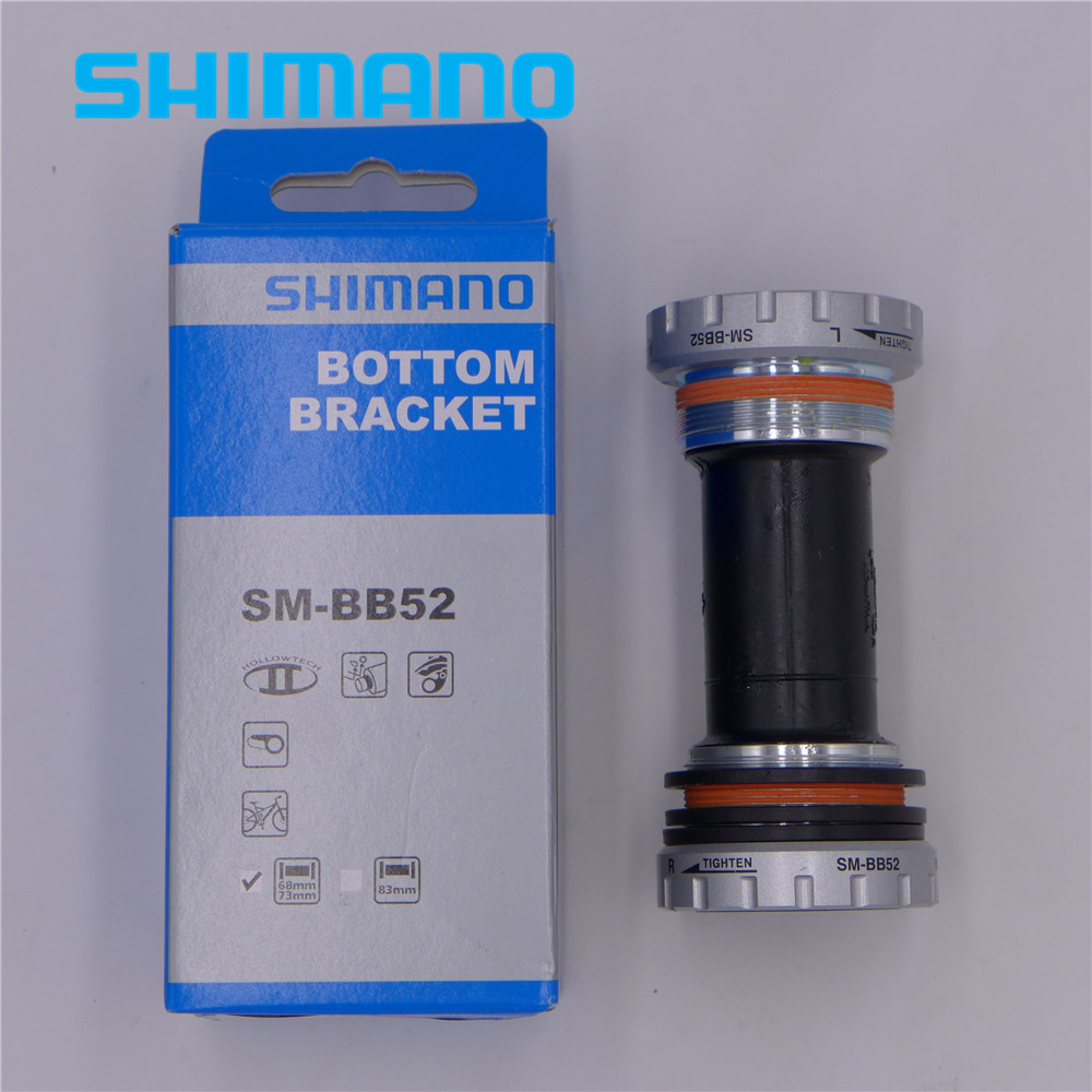 SHIMANO SM-BB52 Alt Braket 68/73mm Hollowtech II MTB Bisiklet BB52